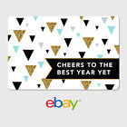 eBay Digital Gift Card - Best Year Yet - Fast Email Delivery