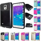 For Samsung Galaxy Note Edge N915 Hybrid Hard Soft Protective Case Cover Case