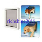 Dog Mate Pet Dog Door Flap For Dogs & Cats House Large And Small UK