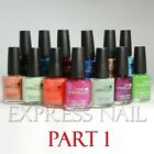 CND VINYLUX Weekly Nail Polish Lacquer 15 ml / .5 oz / 0.5oz - Part 1 GENUINE!