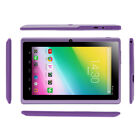 "iRULU eXpro X1 7"" Multi-Color 8GB Tablet PC Google Android 4.4 KitKat Quad Core"