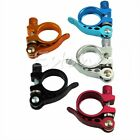 31.8mm MTB K1BO Quick Release Bike Cycling Saddle Seat Post Clamp QR New Style