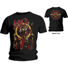 Slayer Mens Black T Shirt Reign In Blood 30th Anniversary Official