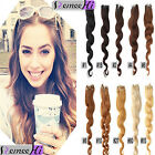 2017 New Wave Style Micro Ring Loop 100% Remy Human Hair Extensions 50g/70g