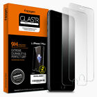 Spigen® Apple iPhone 7 / 7 Plus [Glas.tR SLIM] Shockproof Screen Protector 2PK