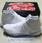 NIKE KYRIE 2 II EP WHITE SILVER SPECKLE 819583-107 pe id what the black gold usa