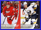 2015 -16 Upper Deck Hockey Star Rookies #1-25 - Finish Your Set - WE COMBINE S/H