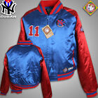 Negro League NY Cubans satin jacket NLBM Women Sz S-2XL NWT