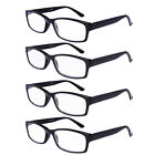 Kyпить Reading Glasses Unisex Spring Hinge Readers Stylish Men and Women 4 Pairs/Pack на еВаy.соm