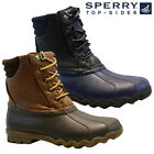 SPERRY GIRLS BOYS WATERPROOF WINTER SNOW HIKING SHOES BOOTS WELLINGTON SIZE