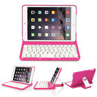 Wireless Bluetooth iPad Mini Keyboard Case For Apple iPad Mini 1 2 3