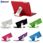 Wireless Bluetooth V3.0 Keyboard Case Cover With Rotating For Ipad Mini 1 2 3