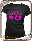Humour evolution, bull mastiff dog,t shirt,S-XXL