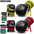 MMA Grappling UFC Gloves Shooter Style Fighter Boxing Punch Bag Sparring Mitt