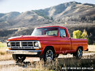 1972+Ford+F%2D100+Sport+Custom+Shop+Truck+Hot+Rod+Ranger+XLT