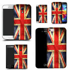 art case cover for many Mobile phones -  union jack silicone