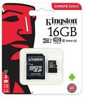 AUTHENTIC Kingston 4GB Class 4 micro SD SDHC Memory Flash Card - WHOLESALE OFFER