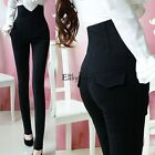 Fashion Women Skinny Slim Stretch High Waist Pencil Pants Trousers Jeggings