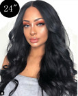 360 Full Lace Band Frontal Water Wave Brazilian Virgin Remy Human Hair Closure