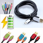 1.3M Micro USB Sync Data Charger Charging Cable Cord Braided Rope For Phones