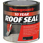 Thompson's 10 Year Roof Seal Grey  Weatherproofing in 1L 2.5L Size
