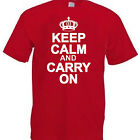 KEEP CALM... Funny T Shirt  for Men Ladies Children Gildan Quality