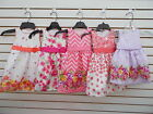 Infant & Toddler Girls American Princess Assorted Floral Dresses Size 18mo - 4T