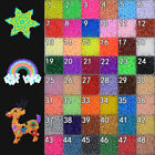 Kyпить 50 colors New 500/1000 pcs 2.6mm PP HAMA / PERLER BEADS for GREAT Kids Great Fun на еВаy.соm