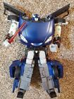 Transformers alternators custom Diaclone Bluestreak - Mach Alert - Red Alert