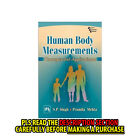 FAST SHIP: HUMAN BODY MEASUREMENTS : CONCEPTS AND APPL 1E by S. P., MEH