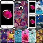 Slim Hybrid Armor Case Protective Phone Cover for Apple iPhone 7