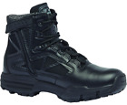 "Belleville TR996ZWP 6"" Tactical Research Chrome Waterproof Side Zip Combat Boots"