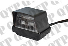 New Holland TL/TLA/T5000/35 Series Number plate Lamp