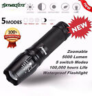 30000LM 12x CREE XM-L T6 LED Flashlight 4x 18650 Hunting Searchlight Torch Lamp <br/> Same day dispatch ✔  Premium Quality ✔ Camping &amp; Hiking