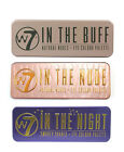 W7 Eye Shadow Palette - Choose from  shades &#039;In the Buff, Nude, Night, Toasted&#039; <br/> OFFICIAL W7 PRODUCT ROYAL MAIL 1ST CLASS DELIVERY