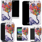 motif case cover for various Popular Mobile phones - elephant love