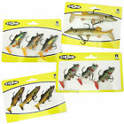 """Storm """"Wildeye Live"""" Soft Fishing Baits Choose from Trout, Perch, Pike and Roach"""
