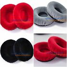 Generic Replacement Smooth Velour Ear Pads Cushion For SOLO / SOLO HD Headphones