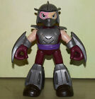 "Playmates Nickeldeon TMNT 6.5"" TALKING SHREDDER Half Shell Heroes Action Figure"