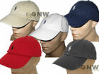 RALPH LAUREN POLO BASEBALL/GOLF CAP KHAKI/NAVY/WHITE 100% Authentic NEW