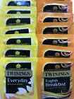 TWININGS TEABAGS X 10  SELECTION INDIVIDUALLY WRAPPED TEABAGS