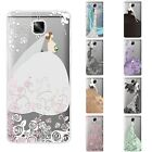 Cases For Oneplus 3 3T Soft TPU Silicone Protective Back Covers Wedding Dresses