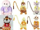 Внешний вид - Kids Toddler Safety Anti Lost Harness Leash Walk Keeper Plush Backpack Child Toy