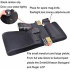 Tactical Airsoft Concealed Carry Ultimate Belly Band Holster Gun Pistol Holsters
