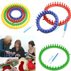 Внешний вид - 14cm 19cm 24cm Round Circle Hat Classical Knifty Knitter Knitting Knit Loom Kit