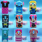 Disney Cartoon Silicone Back Case Cover For LG G4 Stylus / LS770/ G Stylo G4