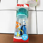 Nuk Disney baby Feeding Bottle First Choice+ 6-18 month size 2 NEW BPA free