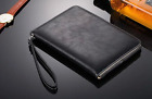 UK Leather Stand Smart Cover Magnetic Case Card Slot for Apple iPad Air 9.4""