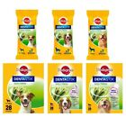 Pedigree Dentastix Fresh Dental Dog Chew - Small, Medium, Large 28 Sticks Treat