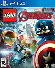 New Sony Playstation 4 PS4 Games LEGO MARVEL'S AVENGERS US Version
